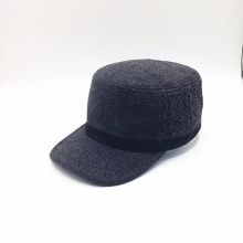 Knitted Lady Military Cap (ACEW173)