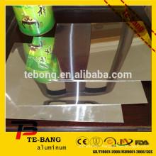 aluminum floor aluminum reflector polished aluminum mirror sheet manufacturers