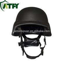 NIJ IIIA.44 or NIJ IIIA 9mm pasgt bullet proof helmet with aramid fabric