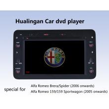 Alfa Romeo 159 Auto DVD GPS with Car DVD Player (HL-8804GB)
