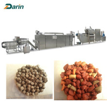 Machine d'extrusion de nourriture de granule de poisson chien chat