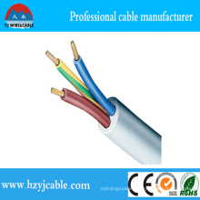 Factory Promotion PVC Sheath Flexible Copper Wire and Cable