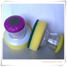 Cocina que lava las herramientas del cepillo Lavado del plato para los regalos promocionales (HA04019)