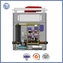 Disyuntores incorporados interiores del vacío de la estructura Vmv 17.5kv-1250A