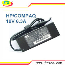 120W 19V6.3A Universal Laptop Charger untuk HP