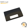 Special Promotional Grain Leather Name Card Holder for Business