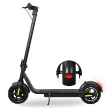 Neumático de 10 pulgadas con scooter eléctrico APP
