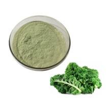 Ingredientes alimentarios polvo de jugo de col rizada