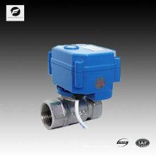 2 way wireless temperature control valve for air condition 110vac