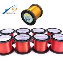 MLN107 jogo de absorção de choque extremo 120lb linha de nylon de pesca IGFA