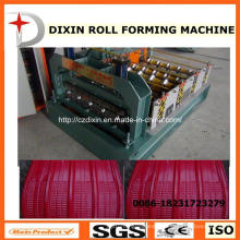 Dx Crimped Curved Sheet Machine
