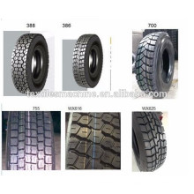 Neumático 1000r20 de alta calidad en neumáticos