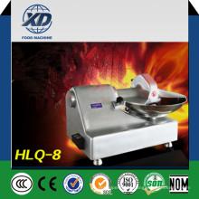 Hlq-8 Potable 8L Meat and Vegetable Bowl Chopper Bowl Cutter Machine
