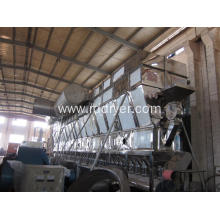 4.5M*0.9M fluidized bed dryer