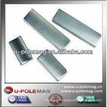 high quality rare earth ndfeb arc motor magnet