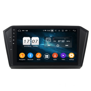 PASSAT 2015-2017에 대한 Klyde android car dvd gps