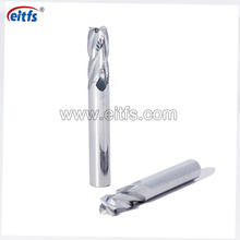 Customized 4 Flute Solid Carbide End Mill for Carbon Fiber