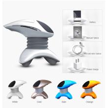 Recarregável Micro Vibration Portable Massager com Música