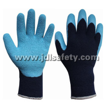 Latex Work Glove for Keeping Warm (LY2030)