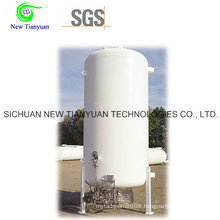 Lco2 Filling Medium Cryogenic Vertical Tank Container