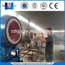 Brûleur rotatif industriel charbon pulvérisé en Chine
