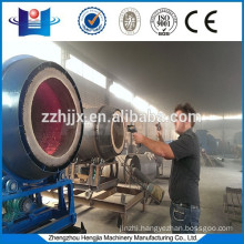 Rotary Industrial pulverized coal burner in China