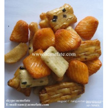 mixed rice cracker for Middle East