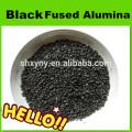 36mesh schwarzer Korund für Sandstrahlen