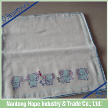 Kartonbild Bedrucktes Taschentuch
