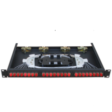24 Core Adapter Fiber Optic Terminal Box