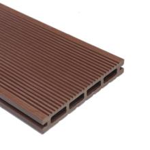 Decking composé de plastique en bois de matériau résistant à l'humidité