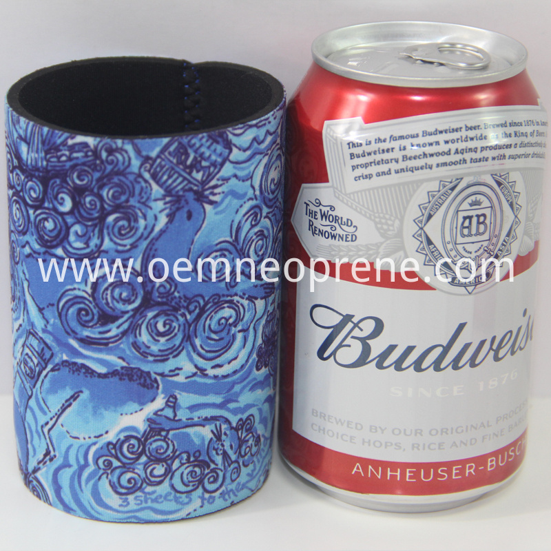 Neoprene stubby holder