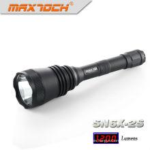 Maxtoch SN6X-2S Reflector profundo 1200LM XM-L2 XML2 CREE LED linterna