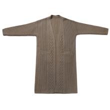 P18B14TR 100% Cachemire tricoté cardigan chandail