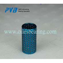 Roulement de retenue de boule de FZ, retenue en plastique, cage de boule de cuivre avec la cannelure de circlip.