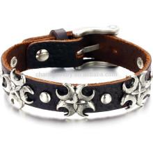 2015 nouveau bracelet en cuir rétro bracelet bracelet bracelet en similicuir bracelet en cuir PH782