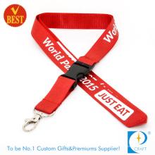 Fashion Nylon Promotion Lanyard für Stab (JN450)
