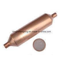 Secador de filtro de cobre de 10 g