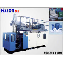 Máquina de moldeo por soplado de extrusión 25L Hsb-25A