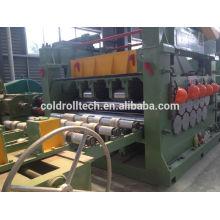 4-16mm Stahl Coil Nivellierung und Querschneiden Cut-to-Length-Linie