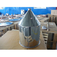 Stainless Steel Conical Fillling Hopper