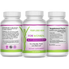 Butt Enlargement Pills Herbal Supplements with Fenugreek Powder and Wild Yam Extract