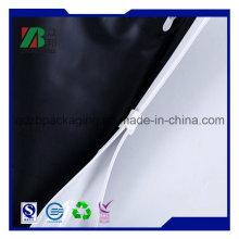HDPE печатных пластиковых розничной покупки футболка сумка (ZB589)