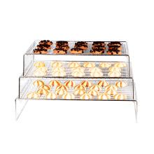 3-Tier Oven-safe Baking Rack Biscuit Baking Cooling Rack
