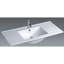 Bassin de salle de bains en céramique Vanity Edge (1200E)