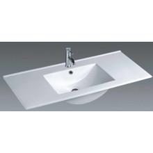 Bacia do banheiro cerâmica da vaidade fina da borda (1200E)