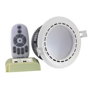 ND-G série RF température de couleur de contrôle à distance et de la lumière LED dimmable