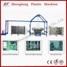 Machine à tisser en plastique Shuttle / Circuler Loom Chine