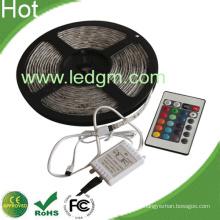 Светодиодная лента RGB SMD5050 / Гибкая светодиодная подсветка