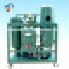 Máquina de separación de purificación de aceite de turbina de vacío de alto tipo cerrado (TY)